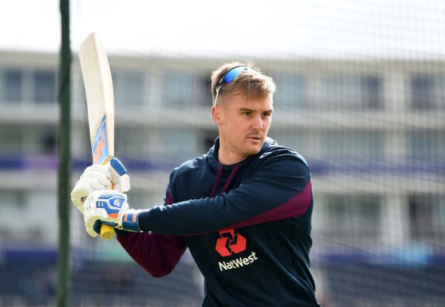 Jason Roy hopes to be back for England's Cricket World Cup against Australia