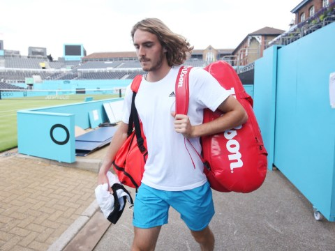 Greg Rusedski backs 'complete player' Stefanos Tsitsipas to be future Wimbledon champion