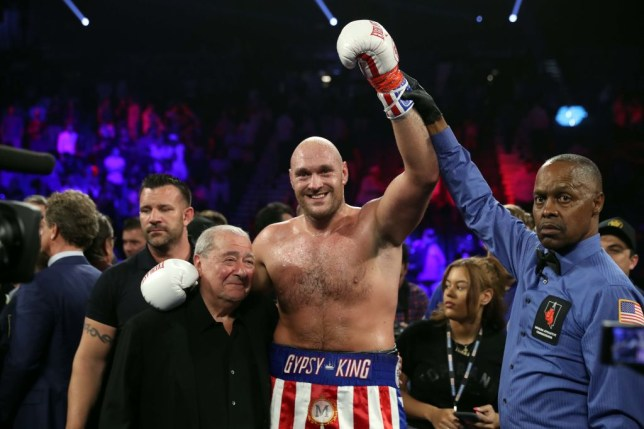 Bob Arum might try and move Tyson Fury's rematch with Deontay Wilder to later this year