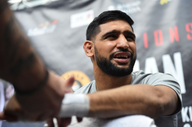 Amir Khan warns Anthony Joshua against fighting Andy Ruiz in rematch