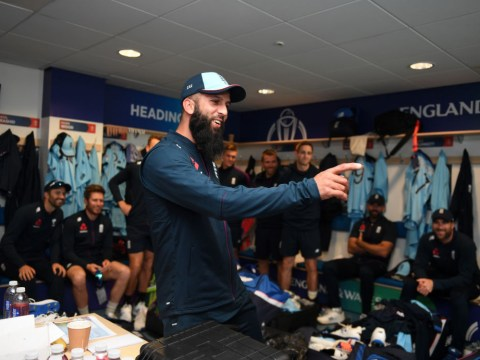 England all-rounder Moeen Ali receives message from Liverpool hero Steven Gerrard to mark 100th ODI
