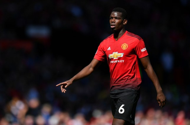 Paul Pogba has made it clear he wants to leave Manchester United