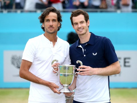Andy Murray wins Queen's alongside Feliciano Lopez in dream injury comeback