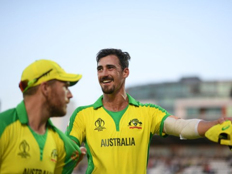 Mitchell Starc issues warning to World Cup rivals as Australia star closes in on record
