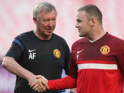 Wayne Rooney snubs Sir Alex Ferguson by naming Louis van Gaal as the 'best I've worked with'