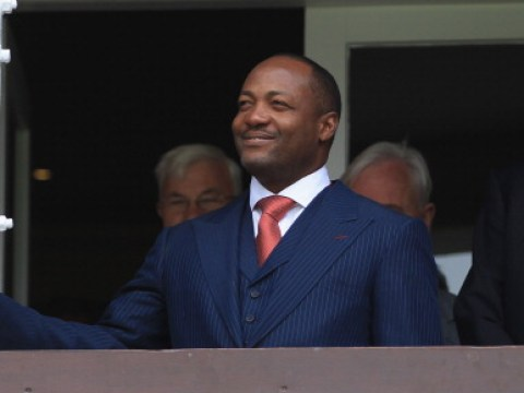 West Indies legend Brian Lara 'recovering well' after hospital scare
