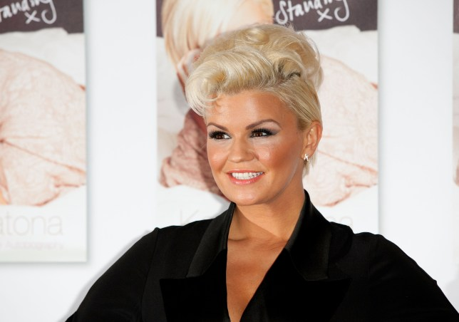Kerry Katona thought she was 'going to die' in terrifying plane turbulence ordeal