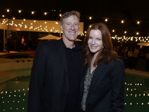Desperate Housewives' Marcia Cross learns anal cancer was caused by same HPV strain as husband's throat cancer