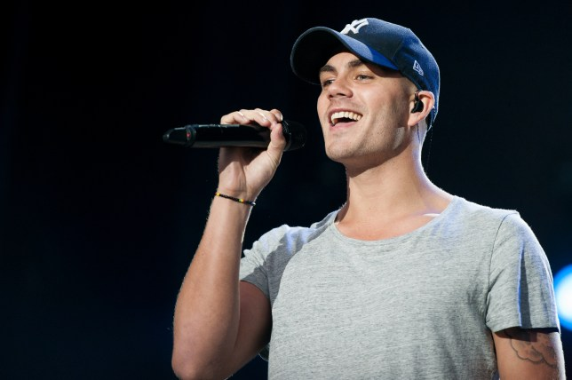 The Wanted's Max George up for reunion as there was 'nothing he could do' about hiatus