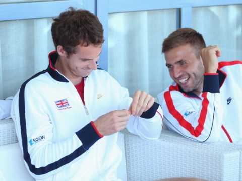 Dan Evans offers to partner Andy Murray at Wimbledon as he gears up for Stan Wawrinka clash