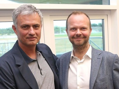 Ed Woodward targets three signings for Manchester United after Jose Mourinho's recommendation