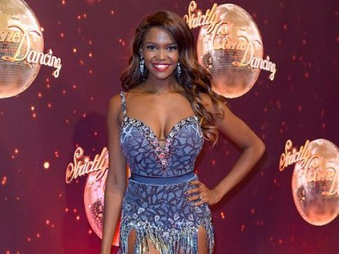 Oti Mabuse was in tears at her first Strictly Come Dancing costume fitting because of her 28GG chest