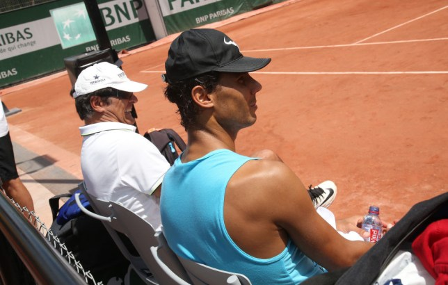 Uncle Toni slams 'ugly' and 'disrespectful' Wimbledon over Rafael Nadal seeding