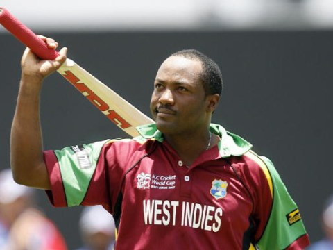 West Indies hero Brian Lara admitted to hospital after suffering from chest pain