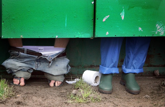 Glastonbury Festival 2019: what are the toilets like?