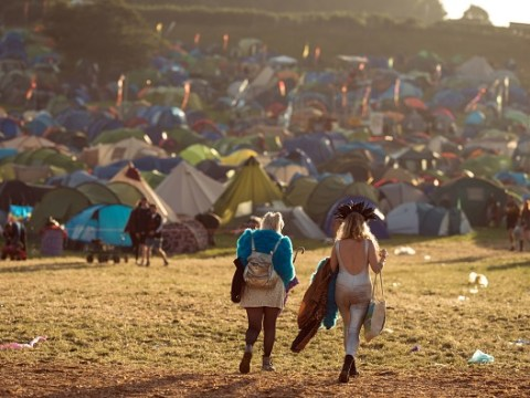 Where is Glastonbury Festival held – postcode, site map and parking information