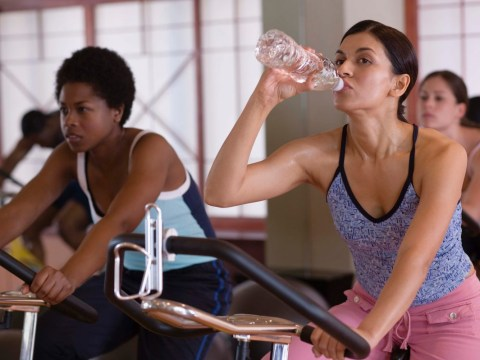 Workplaces should offer lunchtime spinning and yoga classes to 'tackle obesity'