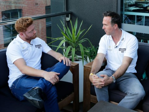 Michael Vaughan hits back at Jonny Bairstow after England opener blasts World Cup critics