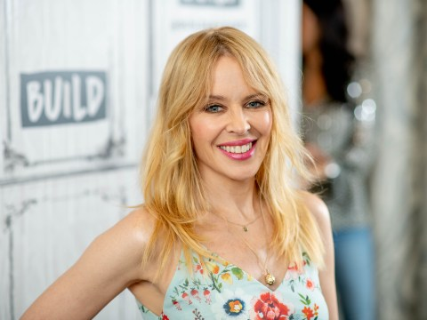 Kylie Minogue planning on 'letting loose' at Glastonbury after Sunday legends set