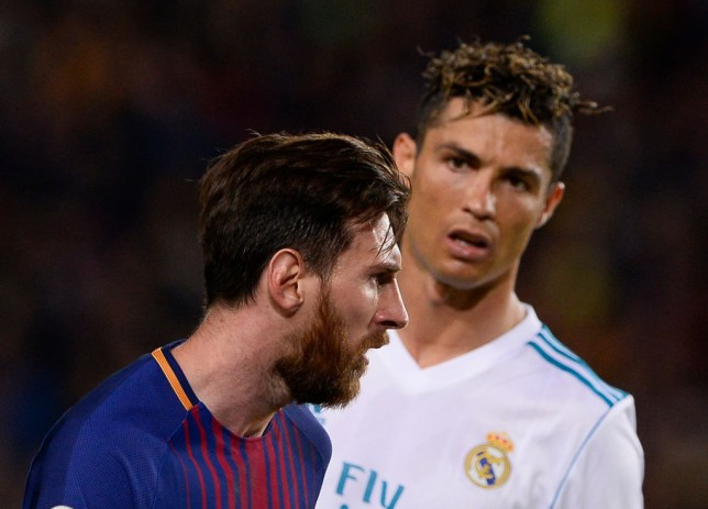 Lionel Messi makes surprise Cristiano Ronaldo admission: 'They got mad in Madrid when I said it but it's the truth'
