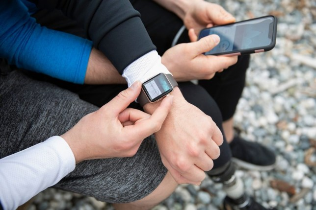 Giving Fitbits to cancer patients could improve survival rates