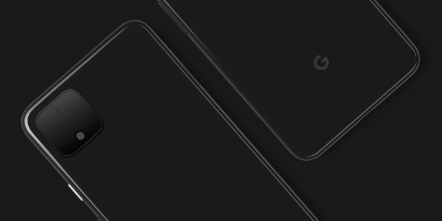 Google has given this teaser image of the upcoming Pixel 4 (Google)