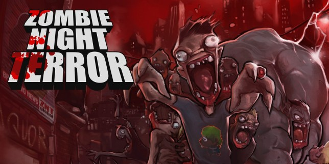Zombie Night Terror - just one of this month's great mobile games