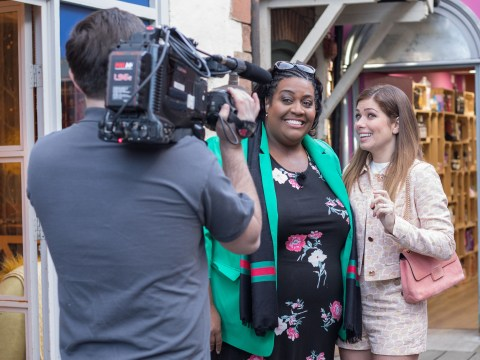 Hollyoaks spoilers: Chaos as Alison Hammond lands in the village – and exposes Maxine Minniver?