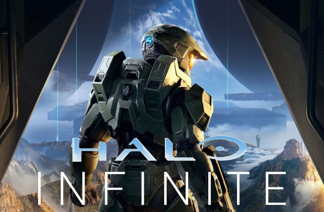 Halo Infinite artwork