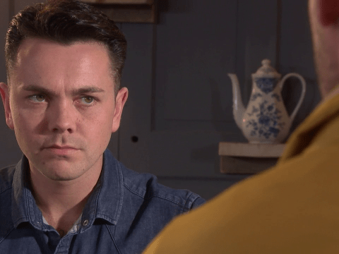 Hollyoaks spoilers: Ray Quinn reveals even darker scenes in far right racism storyline