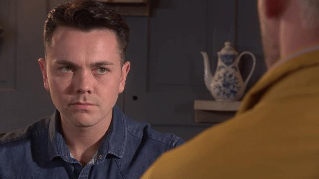 Jonny welcomes Ste back in Hollyoaks