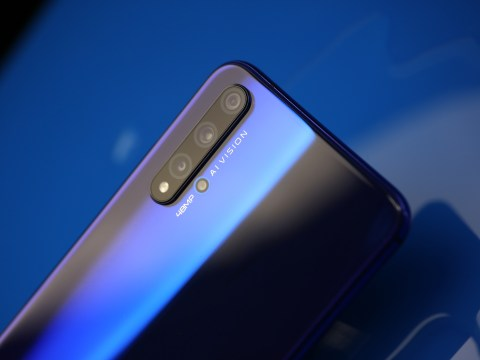Honor 20 review: a great mid-range phone facing an uphill battle