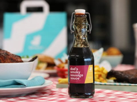 Deliveroo launches new sauce that tastes just like your dad's bad barbecues