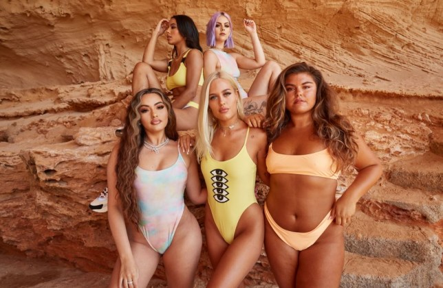 Lottie Tomlinson all about body positivity as she launches In The ...