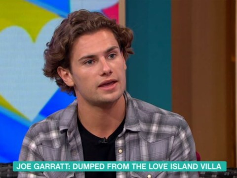 Love Island's Joe Garratt opens up on his mum's breast cancer battle as paparazzi set up outside his home