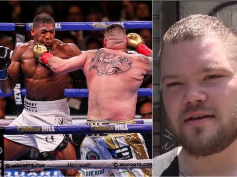Joey Dawejko warned Anthony Joshua about Andy Ruiz in sparring before his shock defeat