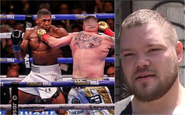 Joey Dawekjo made Anthony Joshua aware of Andy Ruiz's strengths during sparring