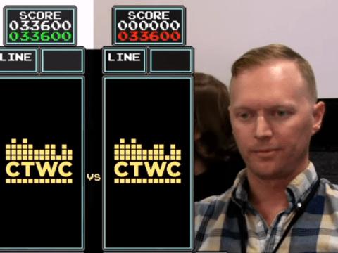I am a seven time Tetris world champion