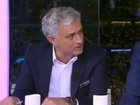 Jose Mourinho blames Jurgen Klopp's tactics for Liverpool's poor quality Champions League final against Tottenham