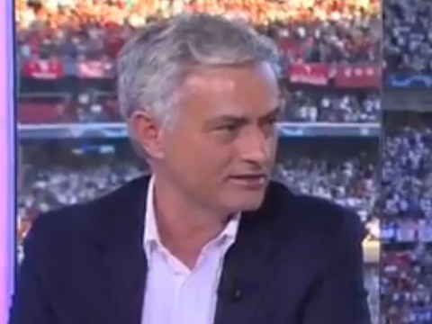 Jose Mourinho praises Liverpool fans' for their 'beautiful' 'You'll Never Walk Alone' song in Champions League final