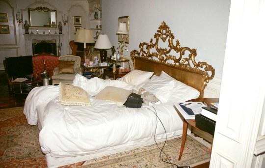 Photos of treatment room Killing Michael Jackson
