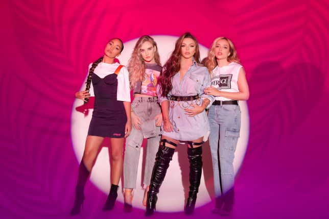 Little Mix Bounce Back promo single