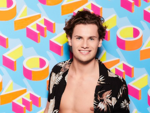 Joe Garratt teases return to Love Island as he arrives at departure lounge for Majorca