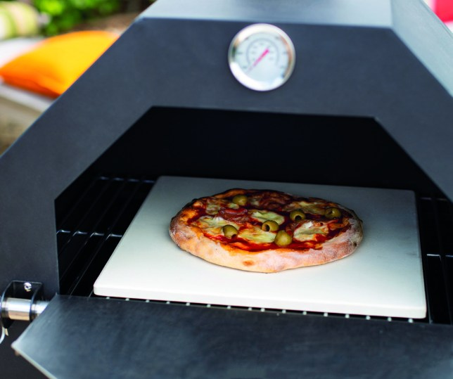 Lidl Is Selling A Pizza Oven For Your Garden For 9999