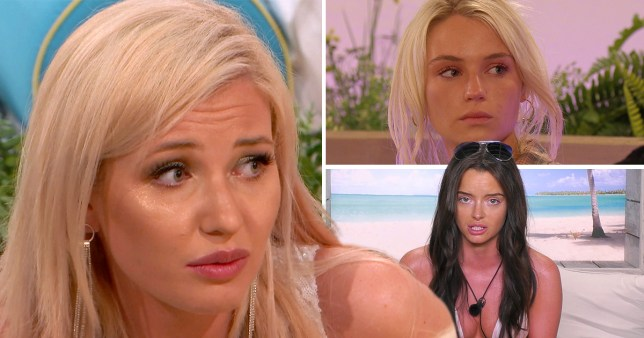 What have Love Island viewers complained to Ofcom about?