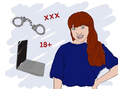 I met my husband on a sex website