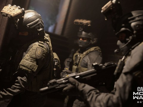 Call Of Duty: Modern Warfare doesn't have Zombies because it's more 'realistic'
