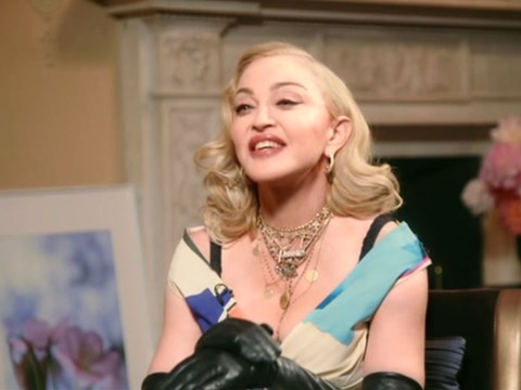 Madonna insists she's 'just like other mums' as star opens up on family life