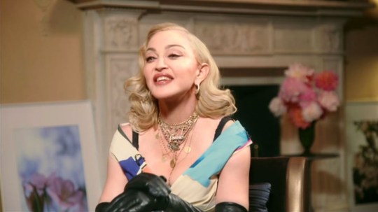 Madonna insists she's 'just like other mums'