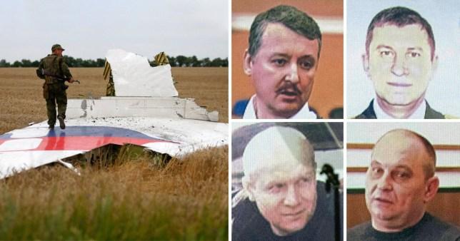Investigators will issue arrest warrants for Igor Girkin, Sergey Dubinskiy, Oleg Pulatov and Leonid Kharchenko over Malaysia Airlines crash